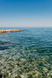 Kaboompics - View of the turquoise sea in Isola, Slovenia.