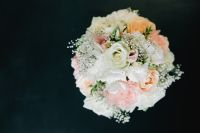 Kaboompics - Wedding bouquet