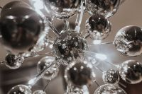 Kaboompics - Close-up of a crystal ball decoration