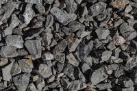 Kaboompics - Crushed stone or angular rock