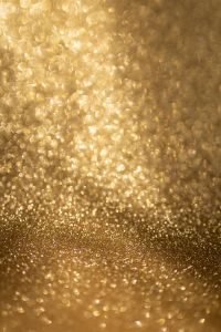 Kaboompics - Gold glitter background