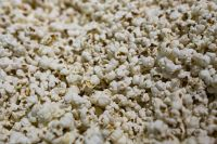Kaboompics - Close-up of popcorn