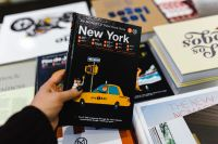 Kaboompics - THE MONOCLE TRAVEL GUIDE, NEW YORK