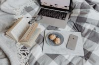 Everything you need to work from your bed