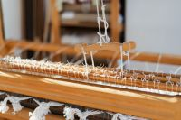 Kaboompics - Weaving Loom