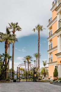 Kaboompics - Grand Hotel Royal, Sorrento, Italy