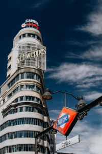 Kaboompics - Architecture and design in Madrid, Spain