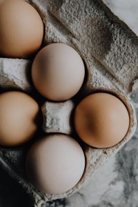 Kaboompics - Fresh Eggs