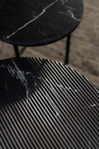Kaboompics - black marble table