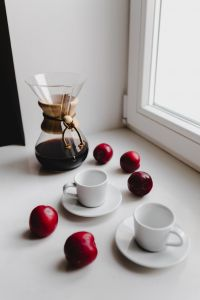Kaboompics - Delicious morning freshly brewed filter coffee