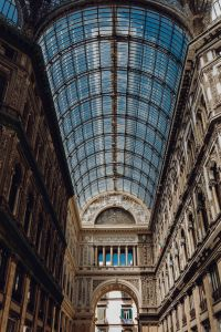 Kaboompics - Galleria Umberto I, a public shopping gallery in Naples
