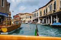 Kaboompics - Murano Island from the boat
