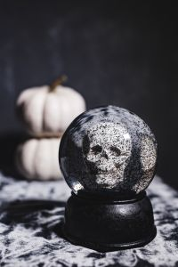 Kaboompics - Halloween Decorations