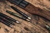Kaboompics - Close up view of a fountain pens