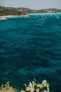 Kaboompics - Beautiful sea coastline, Sardinia, Italy