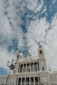 Kaboompics - Cathedral of Almudena in Madrid, Spain