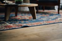 Kaboompics - Carpet and table