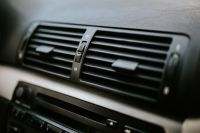 Kaboompics - Car air conditioning close-up