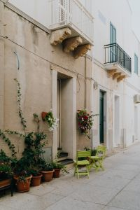 Kaboompics - Calasetta a small town located on the island of Sant'Antioco, off the Southwestern coast of Sardinia, Italy