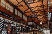 Mercado de San Miguel market, Madrid, Spain