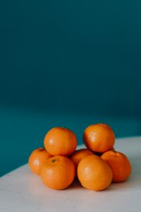 Kaboompics - Mandarins on the table