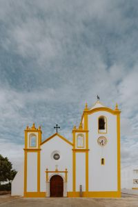 Kaboompics - The church in the village of Luz in Lagos in the Algarve Region, Portugal