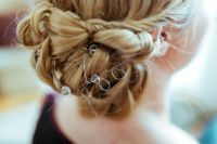 Kaboompics - Close-up of a blonde woman's bun