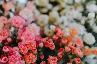 Kaboompics - Various multicolored fresh flowers (carnations)