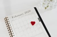 Weekly Planner - Valentines - 14th February