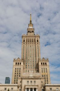 Kaboompics - Palace of Culture and Science (Polish: Pałac Kultury i Nauki; PKiN), Warsaw, Poland