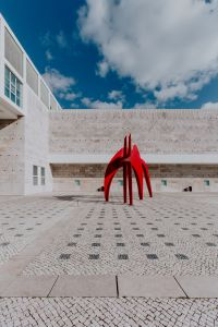 Kaboompics - Berardo Collection Museum, Lisbon, Portugal