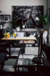 Kaboompics - Desk lamp