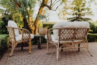 Kaboompics - Outdoor lounge furniture