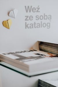 Kaboompics - Stack of Design Magazines