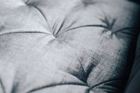 Kaboompics - Close-up of a grey sofa