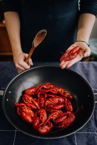 Kaboompics - Boiled crayfish