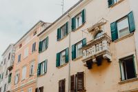 Visit the small mediterranean town Rovinj, Croatia